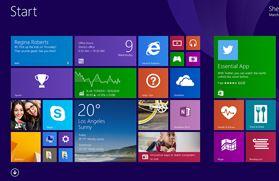 Windows 8 as we know it.